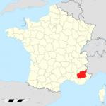 carte Alpes de Haute Provence