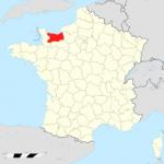carte Calvados