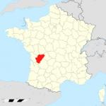 carte Charente