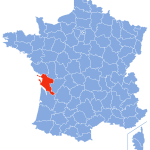 carte Charente-Maritime