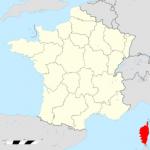 carte Corse