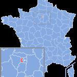 carte Hauts-de-seine