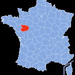 carte Maine-et-Loire