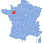 carte Mayenne