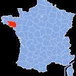 carte Morbihan