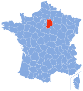 carte Seine-et-marne