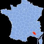 carte Vaucluse