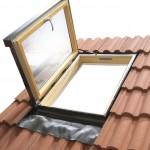 fenetre de toit Ouverture latérale