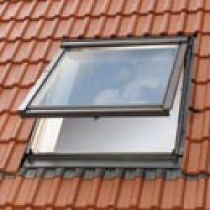 fenetre de toit Ouverture par projection