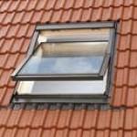 fenetre de toit Ouverture par rotation