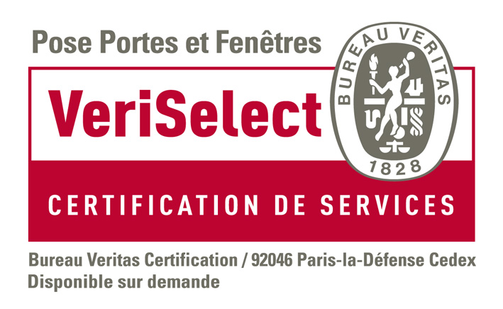 certification pose de fenetre