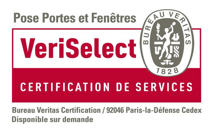 certification pose de fenetre
