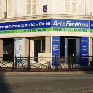 ART ET FENETRES - FERMETURE DE LA BRIE - GAGNY